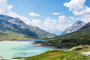 Schweiz - Graubünden - Bernina Pass