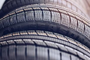 All season car tires