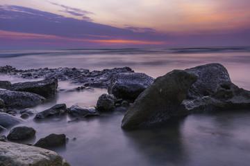 Rocky Sunrise