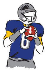 football player illustration (4)