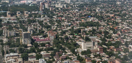 Rostov on Don, Buildings view