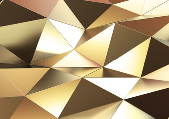 Abstract Metal Background.