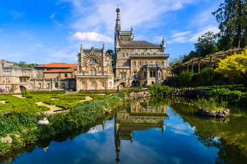 Palace of bussaco. Coimbra. Portugal Fototapete