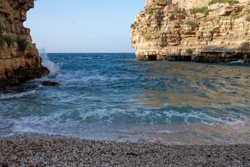 Coast of Polignano