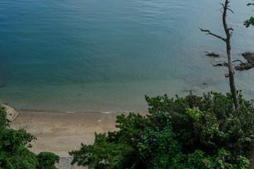 Wakayama coastline