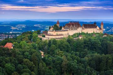The Veste Coburg fortress