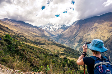 Salkantay Mountain Hike, Peru