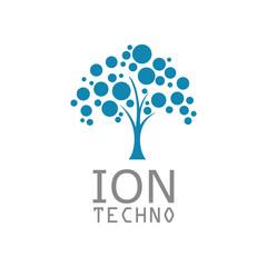 Tree ion technology logo