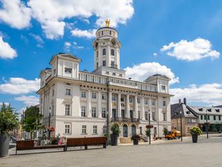 Rathaus von Zeulenroda