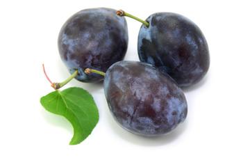 Früchte Zwetschgen
