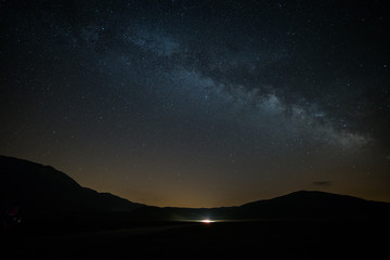 Castelluccio lights