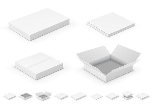 Cardboard Box Kit 1