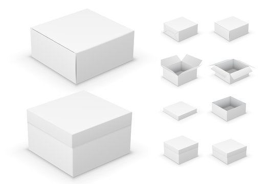 Cardboard Box Kit 2