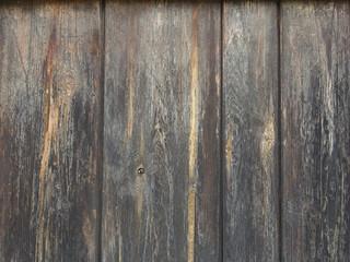 Hintergrund, Textur: Verwittertes Holz, braun