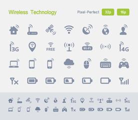 Wireless Technology | Granite Icons