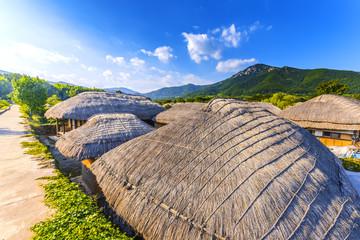 Naganeupseong Folk village,South Korea.