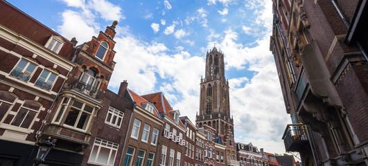 utrecht historic city netherlands