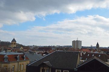 Metz in France
