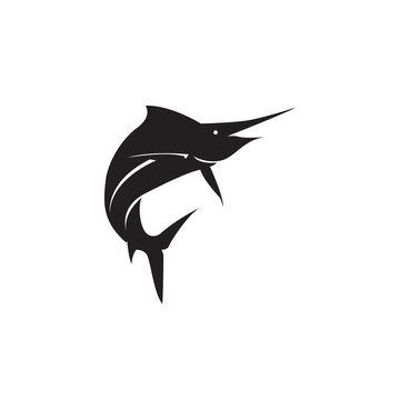 fish vector silhouette