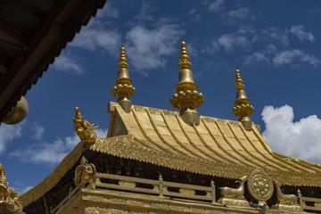 Tibet architecture