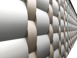 Picture collections of aluminum architectural metal patterns.