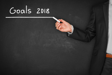Business goals for 2018