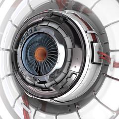 cyber eye conceptual design