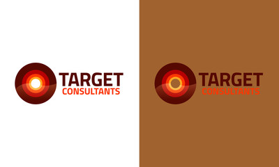 target, logo, design template, consultant, firm, business, vector, logo design, company logo, achieve, label, consulting, people, colors, business logo, symbol, icon, spot