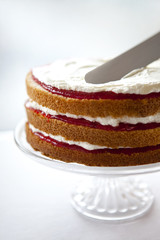 Vicoria sponge cake