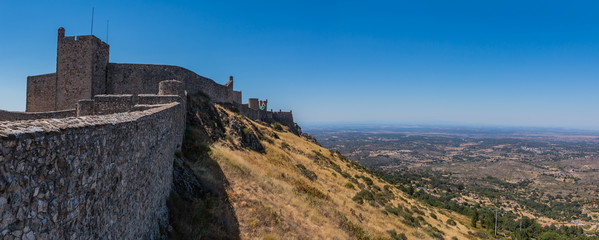 Marvão Castle Panorama I