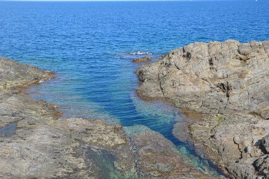 Argeles sur mer, Colliour