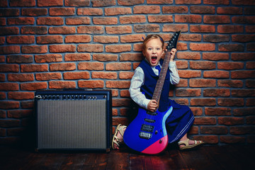 rock singer child