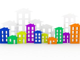 Casas Colores
