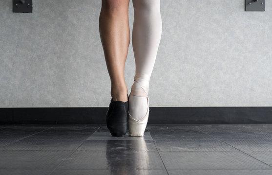 A dancer's love- Ballet dancer and Jazz dancer as one
