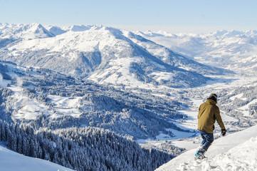 Snowboarder Beauty
