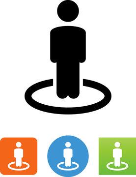 Portal Icon - Illustration