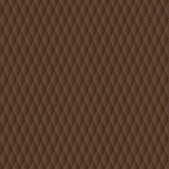 Texture of brown sofa with luxury and seamless.