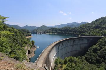 奈良県 池原ダム