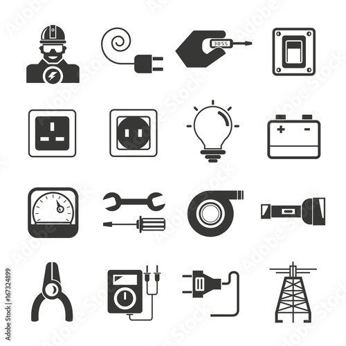 u0026quot electrical engineering icons u0026quot  stock image and royalty-free vector files on fotolia com