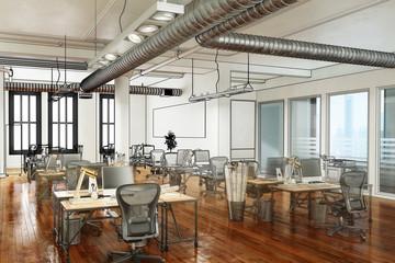Office Floor (concept)