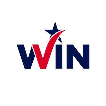 win vector logo