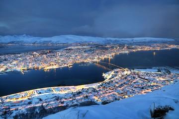 Tromsø, saison bleue