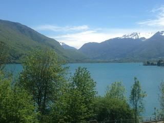 Lac d'Annecy / Savoie