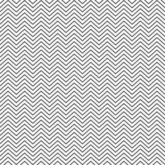 Zig zag pattern. Seamless zig zag line pattern. Vector illustration.