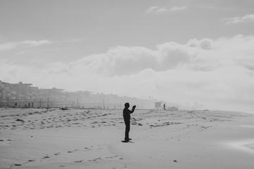 Fotografando il mare