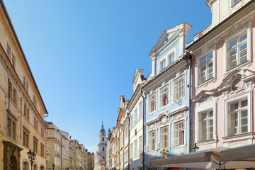 Architecture of Prague, Czech Republic