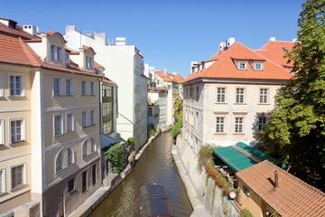 Shipping through Prague, Czech Republic