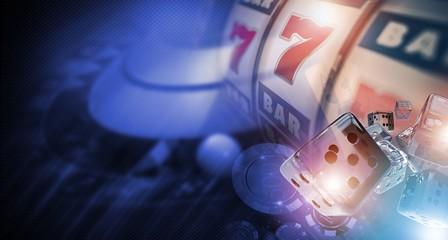 Casino Gambler Banner