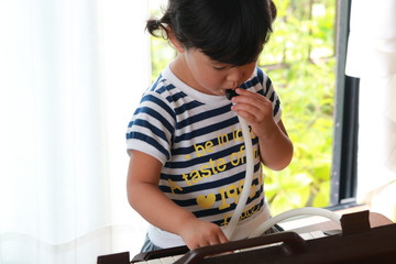 鍵盤ハーモニカ 幼児
