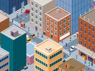 ISO City Design